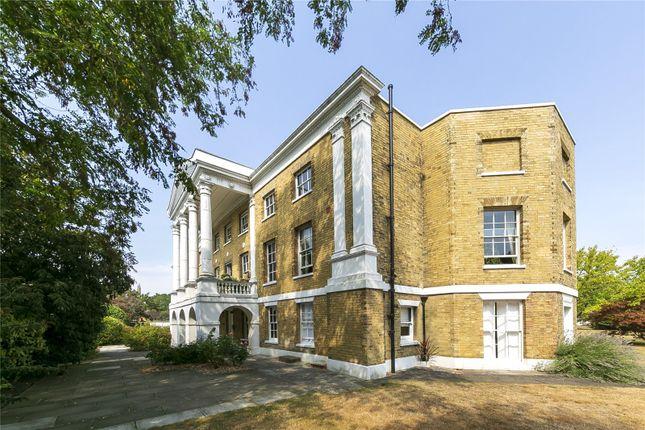 Thumbnail Flat for sale in Garricks Villa, Hampton Court Road, Hampton