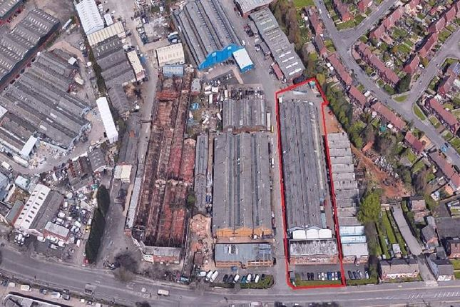 Thumbnail Light industrial for sale in Bilston Industrial Estate Off Oxford Street, Bilston