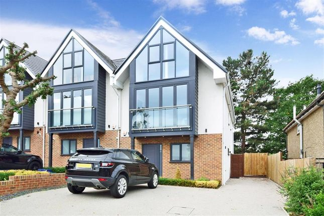 Thumbnail End terrace house for sale in Hainault Road, Chigwell, Essex