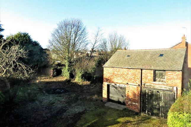 Rear Gardens of Thorpe Road, Easington Village, County Durham SR8