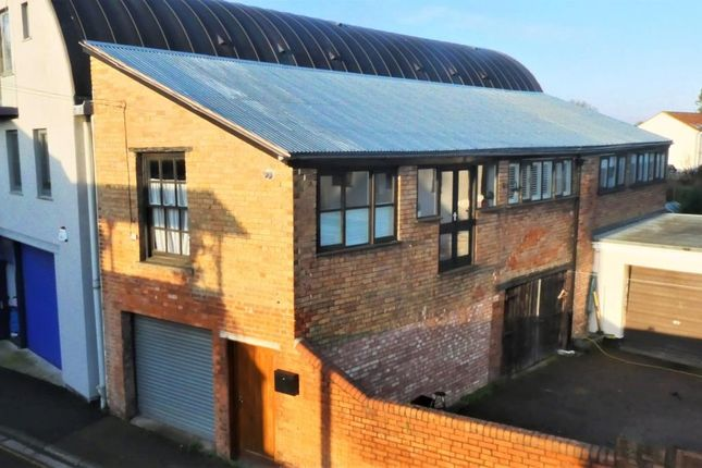 Thumbnail Semi-detached house for sale in Wood Street, Taunton, Somerset