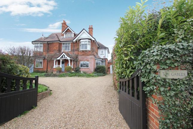 Thumbnail Detached house to rent in Church Road, Horsell, Woking