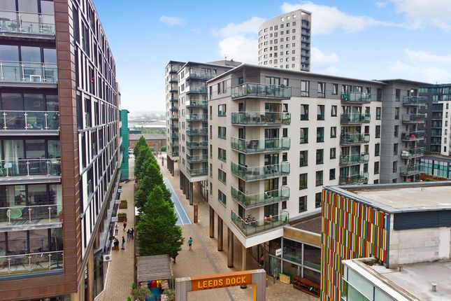 Thumbnail Flat for sale in Mcclure House, The Boulevard, Leeds