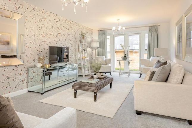 "Thumbnail Semi-detached house for sale in ""Fairway"" at Main Road, Earls Barton, Northampton"