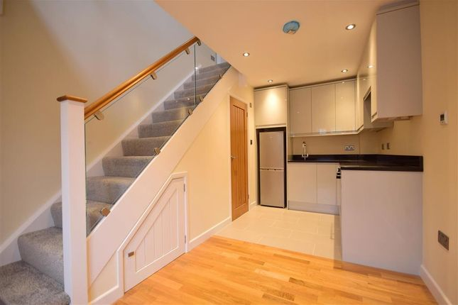 Thumbnail End terrace house for sale in Broomfield Road, Folkestone, Kent