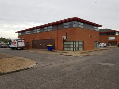 Thumbnail Office for sale in Riverside Estate, Sir Thomas Longley Road, Medway City Estate, Rochester