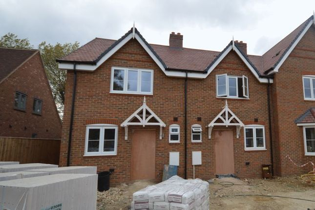 Thumbnail Semi-detached house for sale in Bye Green, Weston Turville, Aylesbury
