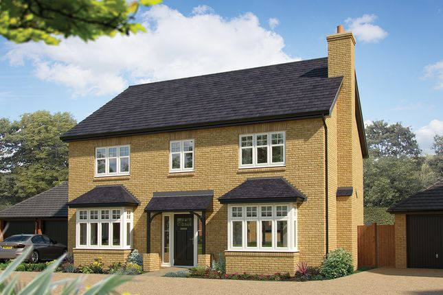 "Thumbnail Detached house for sale in ""The Lime"" at Stonebow Road, Drakes Broughton, Pershore"