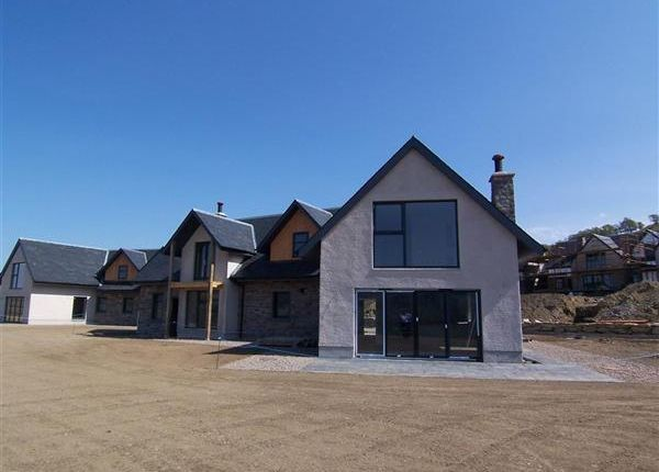 Thumbnail Detached house for sale in Tomchulan Court, Old Crieff Road, Aberfeldy