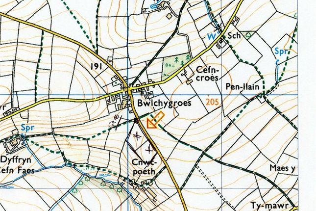 Land Adj. To The Manse, Bwlchygroes, Pembrokeshire SA35