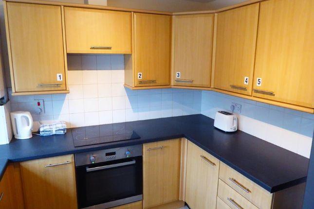 Thumbnail Property to rent in Saxton Close, Beeston