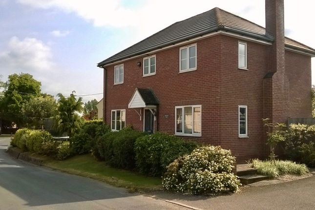 4 bed detached house for sale in Church Green, Little Yeldham, Halstead CO9
