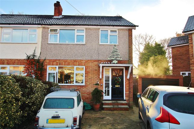 3 bed semi-detached house for sale in Woking, Surrey
