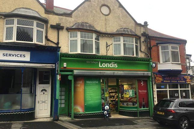 Retail premises for sale in Abergele Road, Old Colwyn, Colwyn Bay