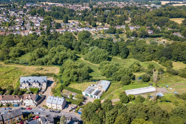 Thumbnail Land for sale in Molewood Road, Hertford