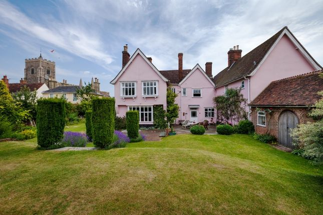 Thumbnail Detached house for sale in Clare, Sudbury, Suffolk