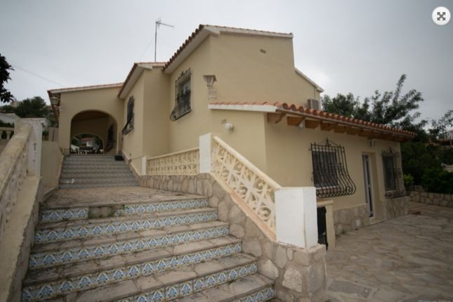 5 bed villa for sale in Coll De Pous 8, Dénia, Alicante, Valencia, Spain