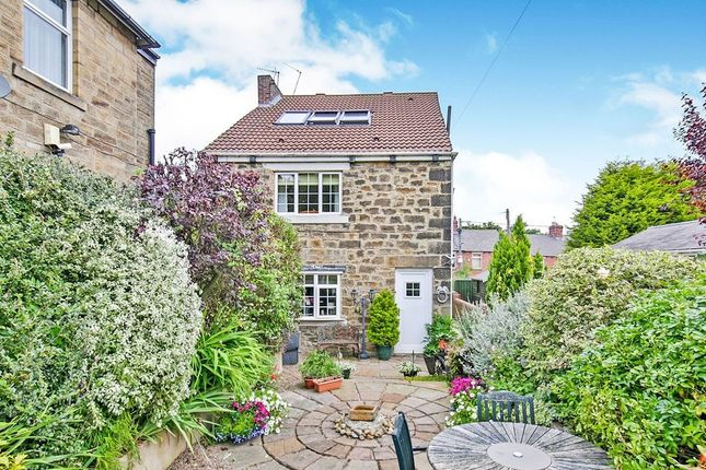 Thumbnail Detached house for sale in Station Road, Beamish, Stanley