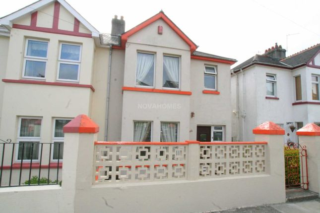 Thumbnail Semi-detached house for sale in South Down Road, Beacon Park