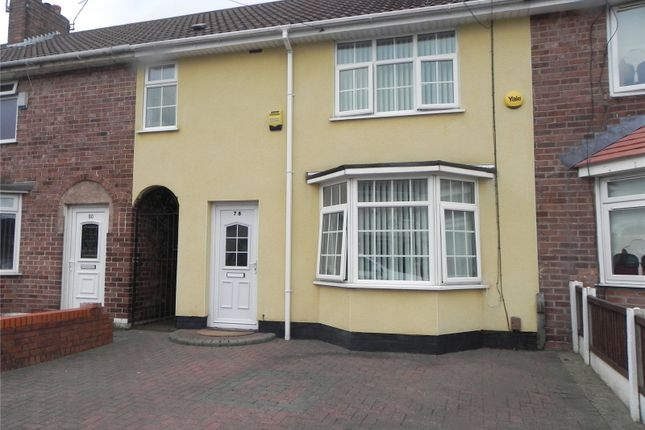 Thumbnail Property to rent in Montrovia Crescent, Fazakerley