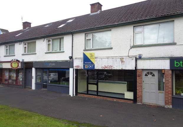 Thumbnail Retail premises to let in Saintfield Road, Belfast, County Antrim
