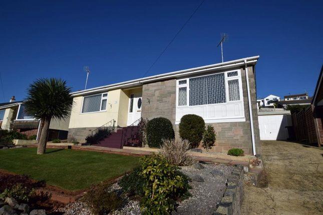 Thumbnail Detached bungalow for sale in Brantwood Drive, Paignton, Devon