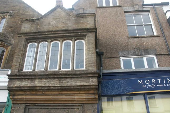 Thumbnail Flat to rent in Fore Street, Chard