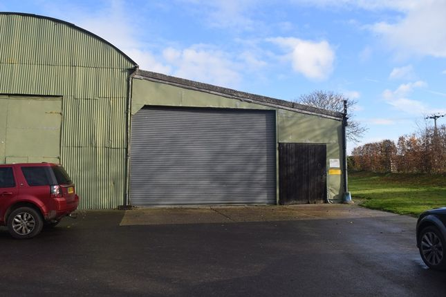 Thumbnail Warehouse to let in Clare Park Farm, Crondall, Farnham