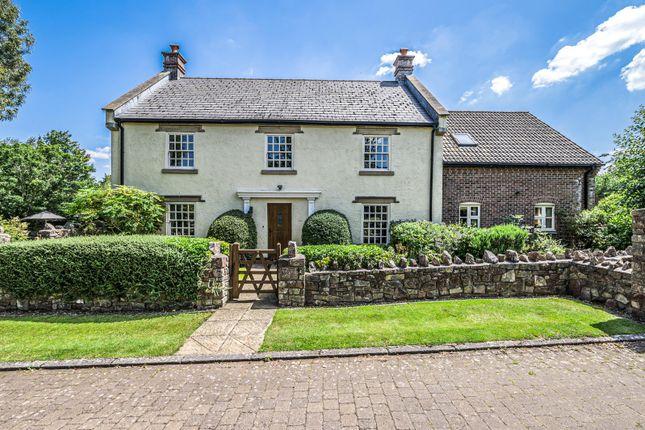 Thumbnail Detached house for sale in Buttercliffe Rise, Long Ashton Road, Long Ashton, Bristol
