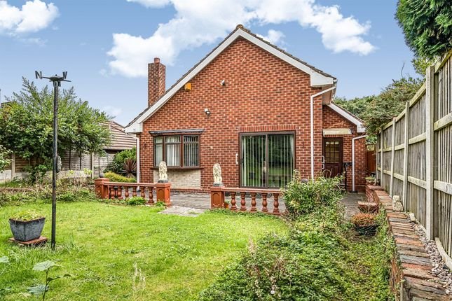 Thumbnail Detached bungalow for sale in Birch Coppice, Quarry Bank, Brierley Hill
