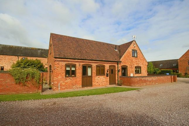 Thumbnail Barn conversion for sale in Coppenhall Mews, Coppenhall, Stafford