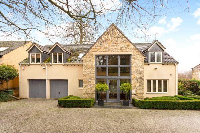 Thumbnail Detached house for sale in Bathampton Lane, Bathampton, Bath