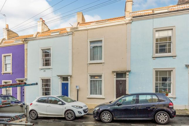 Thumbnail Terraced house for sale in Clifton Wood Crescent, Clifton Wood, Bristol