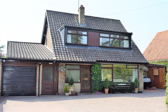 Thumbnail Detached house for sale in Main Street, Bigby, Barnetby