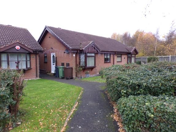 Thumbnail Bungalow for sale in Deepwood Close, Walsall, West Midlands
