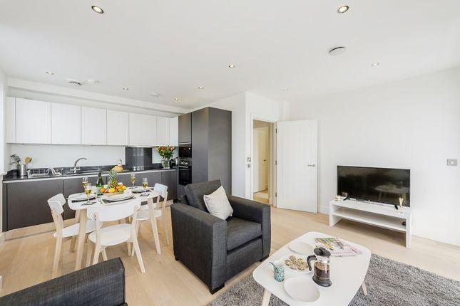 Thumbnail Flat to rent in Deptford Bridge, London