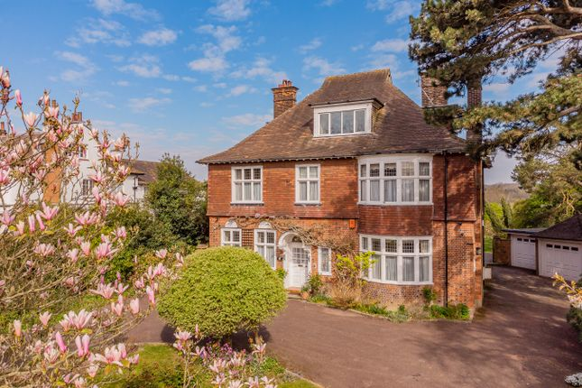 Thumbnail Detached house for sale in Camlet Way, Hadley Wood