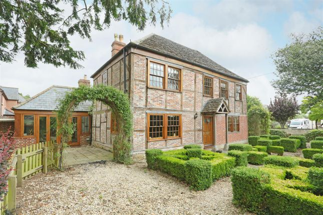 Thumbnail Detached house for sale in Netherstreet, Bromham, Chippenham
