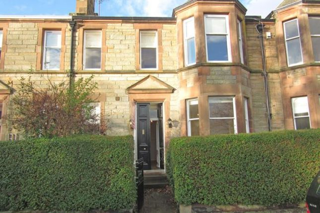 Thumbnail Terraced house to rent in North Park Terrace, Edinburgh