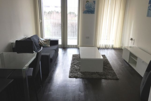 Thumbnail Flat for sale in Booth Road, Docklands