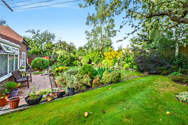 Rear Garden of The Coppice, Bexley, Kent DA5