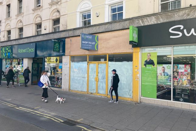 Thumbnail Retail premises to let in Ground Floor & Basement, 76 Western Road, Brighton