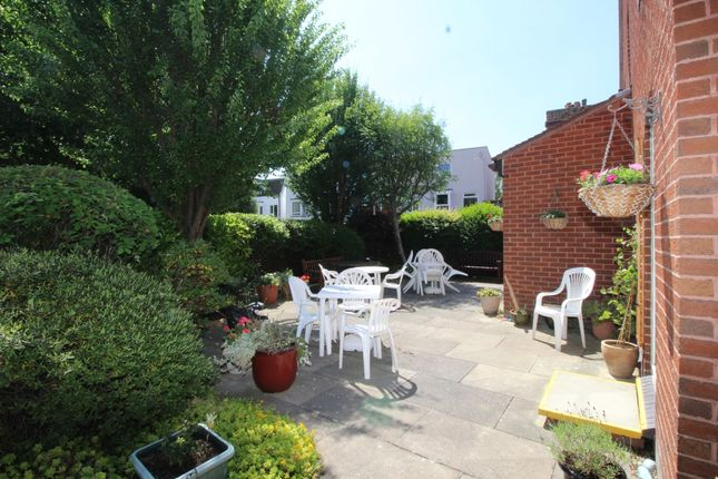 Communal Garden of Green Road, Southsea, Hampshire PO5
