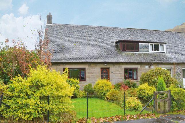 4 bed semi-detached house for sale in Ballyhennan Crescent, Tarbet, Arrochar