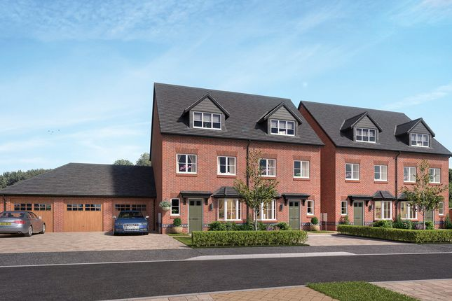 "Thumbnail Property for sale in ""The Halstead"" at Highlands Lane, Rotherfield Greys, Henley-On-Thames"