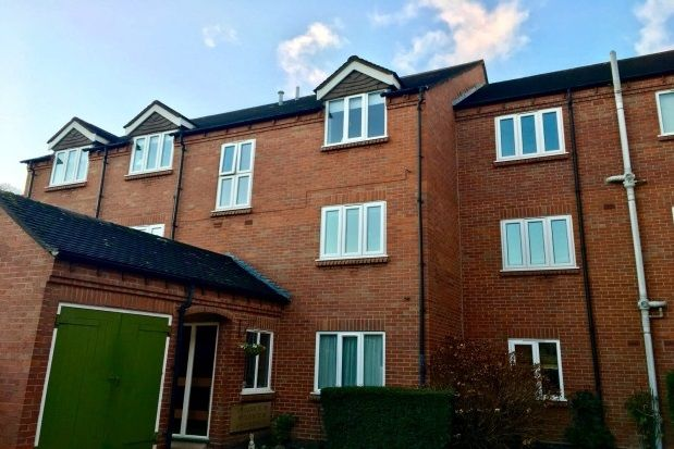 Thumbnail Flat to rent in Swan Mews, Lichfield