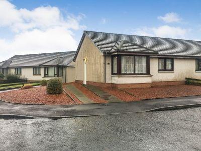 Thumbnail Semi-detached bungalow for sale in 24 Hamilton Crescent, Kirkcowan
