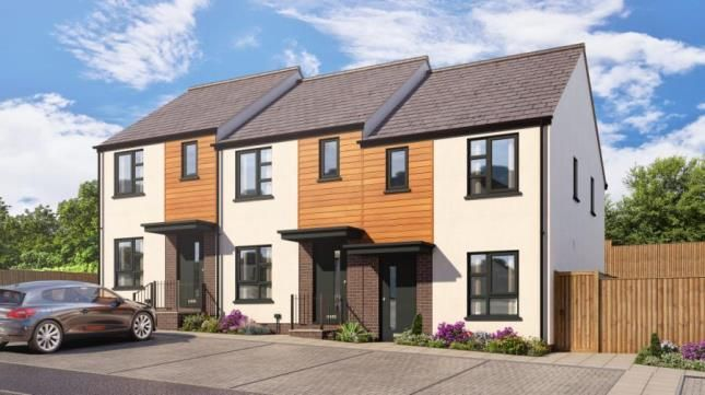 Thumbnail Terraced house for sale in Equinox 1, Exeter