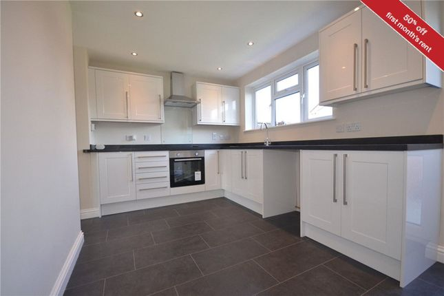 Thumbnail End terrace house to rent in Albert Road, Bracknell