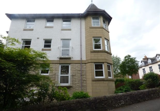 Thumbnail Flat for sale in Glenearn Court, Pittenzie Street, Crieff